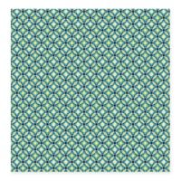 Audra Floral Wallpaper in Blue