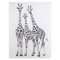 """""""Family with Spots"""" Canvas Wall Art"""