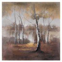 """""""Autumn Mist"""" Canvas Wall Art"""