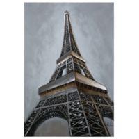 """Eiffel Revealed"" Canvas Wall Art"