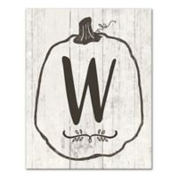 Designs Direct Family Pumpkin 11-Inch x 14-Inch Canvas Wall Art