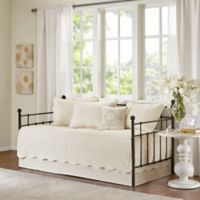 Madison Park Tuscany Daybed Set in Ivory