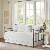 Madison Park Tuscany Daybed Set in White