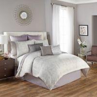 Beautyrest® Henriette 4-Piece Reversible Queen Comforter Set in Lavender