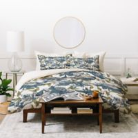 Deny Designs Holli Zollinger Summertime King Duvet Cover Set in Blue
