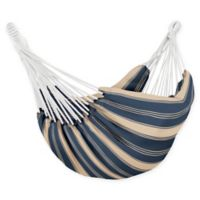 Classic Accessories Montlake 6-Foot 9-Inch Brazilian Hammock in Indigo