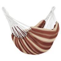 Classic Accessories Montlake 6-Foot 9-Inch Brazilian Hammock in Red
