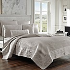 J. Queen New York™ Zilara King Coverlet in Silver
