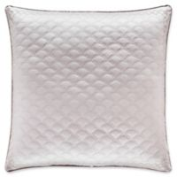 J. Queen New York™ Zilara Square Throw Pillow in Pearl
