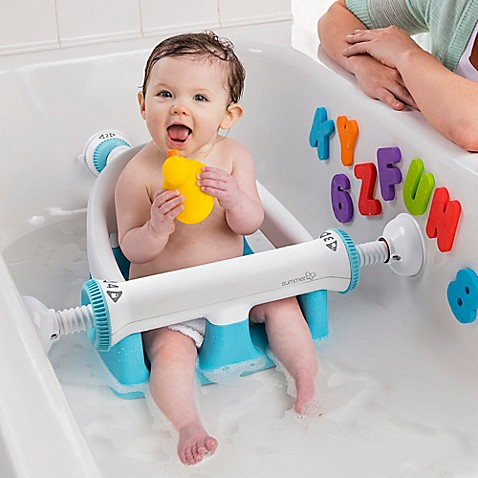 Summer Infant 174 My Bath Seat Buybuy Baby