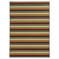 "Oriental Weavers Arabella 7'10"" x 10' Multicolor Area Rug"