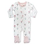 Finn By Finn + Emma®  Size 0-3M Organic Cotton Ice Cream Footie