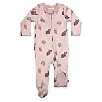 Finn By Finn + Emma®  Size 0-3M Organic Cotton Strawberry Footie