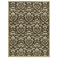 "Amaya Rugs Bentley 5'3"" x 7'3"" Area Rug in Charcoal"