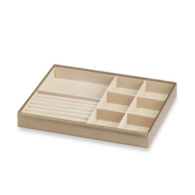 Buy Jewelry Tray Stackable from Bed Bath Beyond