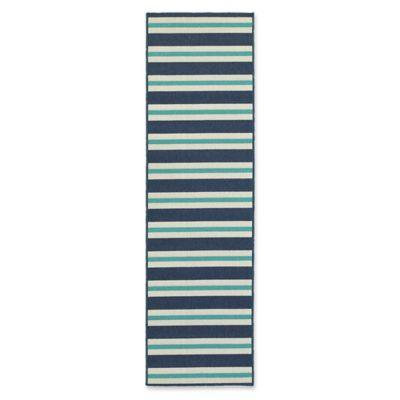 Buy Indoor Outdoor Striped Runner Rugs from Bed Bath & Beyond