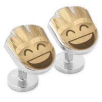Marvel® Groot Emoji Cufflinks