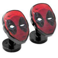 Marvel® Deadpool Mask Cufflinks