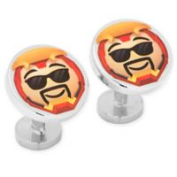 Marvel® Iron Man Emoji Cufflinks