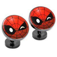 Marvel® Spider-Man Emoji Cufflinks