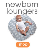 Shop Boppy newborn loungers