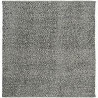 Safavieh Montauk 6' x 6' Alya Rug in Grey