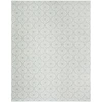 Safavieh Montauk 8' x 10' Alexa Rug in Light Green