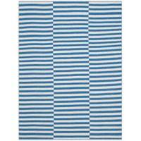 Safavieh Montauk 4' x 6' Arden Rug in Blue