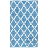 Safavieh Montauk 3' x 5' Harper Rug in Blue