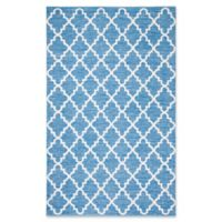 Safavieh Montauk 5' x 8' Harper Rug in Blue