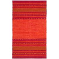 Safavieh Montauk 3' x 5' Ilissa Rug in Orange
