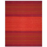 Safavieh Montauk 8' x 10' Ilissa Rug in Orange