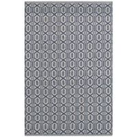 Safavieh Montauk 3' x 5' Ashley Rug in Navy