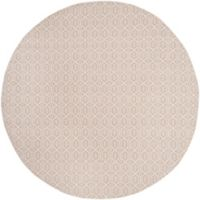 Safavieh Montauk 6' x 6' Ashley Rug in Grey