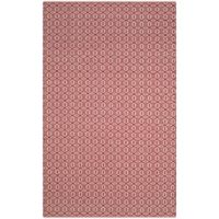 Safavieh Montauk 6' x 9' Ashley Rug in Red