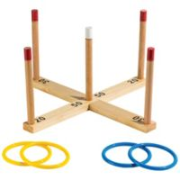 Franklin® Sports Wooden Ring Toss