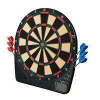 Franklin® Sports FS 1500 Electronic Dartboard in Black/White