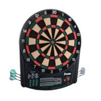 Franklin® Sports FS 6000 Electronic Dartboard in Black