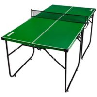 Franklin® Sports Official Height Mid-Size Table Tennis in Black/Green