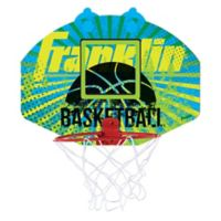 Franklin® Sports Quikset Anywhere Basketball Hoop in Yellow/Blue