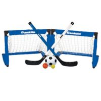 Franklin® Sports 3-in-1 Indoor Sports Set in Blue/White