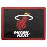 NBA Miami Heat Outdoor Curb Address Logo Decal