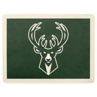 NBA Milwaukee Bucks Outdoor Curb Address Logo Decal