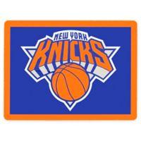 NBA New York Knicks Outdoor Curb Address Logo Decal