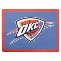 NBA Oklahoma City Thunder Outdoor Curb Address Logo Decal
