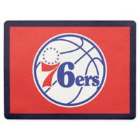 NBA Philadelphia 76ers Outdoor Curb Address Logo Decal
