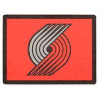 NBA Portland Trailblazers Outdoor Curb Address Logo Decal