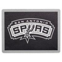 NBA San Antonio Spurs Outdoor Curb Address Logo Decal