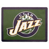 NBA Utah Jazz Outdoor Curb Address Logo Decal