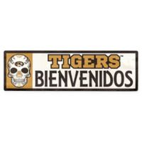 University of Missouri Tigers Bienvenidos Outdoor Step Graphic Decal